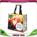 saco de compra do mundo da saúde (KLY-PP-0086)