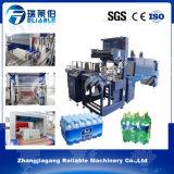 Linha de produção de enchimento de lavagem da selagem da bebida Carbonated pequena do gás