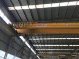 Кран прогона двойника пользы мастерской надземный с электрической лебедкой