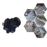 Da cor video do CCTV do áudio do preço de fábrica 4-24V 120deg 520tvl HD mini câmara de vigilância para a segurança