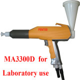 Ma3300d Electrostatic Powder Coating Gun para Metal Material