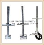 최신 복각 직류 전기를 통한 비계 회전대 /Solid/Hollw Adjuastable 간이 기중기