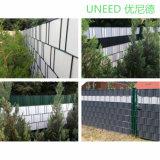Cerca da tela da tira do PVC do profissional 450g de Und para a proteção do jardim