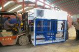 Machine concrète creuse automatique de bloc de brique de la plus grande capacité de Qty10-15c