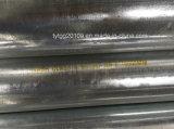 BS1387 galvanizado Tubos de acero