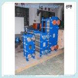 Cambista de calor da placa para o petróleo hidráulico refrigerando do gerador (M15)