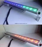 24PCS DC24Vの高い発電屋外LEDは壁の洗濯機88306 24Wをつける