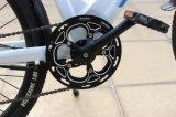 クイックリリースのハンドルバーの茎が付いている電気バイク