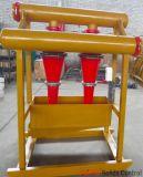 Separatore di Desander dell'idrociclone nel sistema di controllo dei solidi da vendere