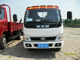 1600mm CabinのWaw Truck
