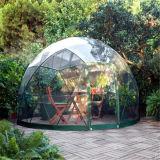 Парник геодезический купола большого напольного шатра Windproof водоустойчивый с PVC Cover