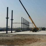 Almacén rápido de la estructura de acero del diseño de la construcción de la instalación