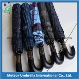 Eco 2 amigáveis dobra guarda-chuvas abertos do presente da promoção do automóvel
