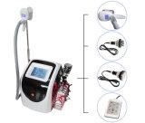 Machine bipolaire de vide de Cryolipolysis de cavitation de laser de rf Lipo