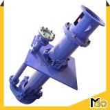 Bomba vertical de la mezcla de la ceniza para el proceso mineral