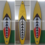 Laufen von Inflatable Paddle Board mit New Design