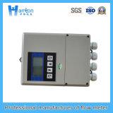 Débitmètre ultrasonique fixe d'acier du carbone de Hanton (compteur de débit)