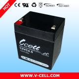 batería sin necesidad de mantenimiento de 12V 4.5ah VRLA SMF