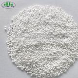 99.999% bola del óxido de aluminio de la pureza elevada para los cristales de zafiro