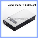 5V/2A 9000mAh Mobile Power Bank Charger Portable Auto Jump Starter mit LED Light
