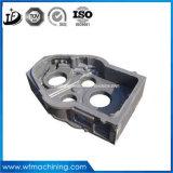 ねずみ鋳鉄200の黒い上塗を施してある鋳造のために砂型で作るOEMの錬鉄の鋳造