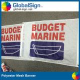 Bandiera del tessuto del panno della bandierina del poliestere da 110 GSM