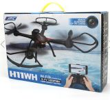 Трутень WiFi Fpv с RTF H11wh камеры 2.4G 4CH 6axis RC Quadcotper 720p 2MP