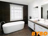 Partie supérieure du comptoir de bois de construction avec Bath lustré élevé Vantity (BY-B-14) de fini