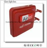 Placa Backlit iluminada de gravação durável do sinal do diodo emissor de luz