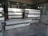 製造所の終わりおよび磨かれたアルミニウムシート