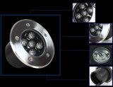 6W 9W 12W 18W 24W IP65 impermeabilizan la luz subterráneo del LED con Ce/RoHS