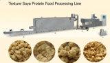 Изолированная Textured Vegetable машина еды протеина сои сои