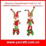 Decorazione del genio/pagliaccio/elfo di natale della decorazione di natale (ZY11S310-1-2)