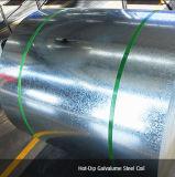 Anti feuille de Galvalume de doigt de SGCC Dx51d couvrant la tôle d'acier ondulée
