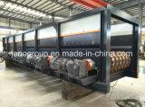 Máquina industrial de la buena calidad para clasificar la basura abultada
