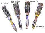 Cepillo caliente de Detangling del cepillo de pelo de la impresión de la transferencia del agua de la venta