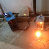 Медная пробка паяя электромагнитный малый высокочастотный сварочный аппарат Hf-15kw индукции