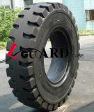 Neumáticos en forma de llantas sólidas