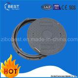 En124 D400 SMC Wasser-Beweis-runder zusammengesetzter Einsteigeloch-Deckel und Rahmen