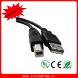 USB Cable 10ft для HP Deskjet 1056 неразъемных Printer - Print/Scan/Copy Cable Forge