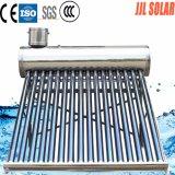 Chauffe-eau solaire évacué de tube (collecteur chaud solaire d'acier inoxydable)
