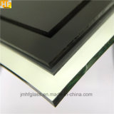 Glas Van uitstekende kwaliteit van de Spiegel van de Groothandelaar van de Fabriek van China het Zwarte
