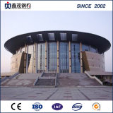 Edifício Prefab da alta qualidade para o estádio (construção de aço pré-fabricada)