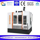 Máquina de trituração pequena do CNC da linha central do centro de máquina 4 da venda quente de Vmc600L