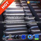 0.6L het Gebruik van de Drank van de Cilinder van Co2 van het aluminium