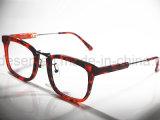 Optische Frame van Eyewear van de Acetaat van de Rand van de douane het In het groot Volledige