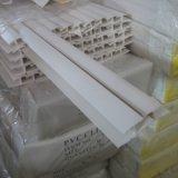 Constructeur de panneau de plafond de PVC de décoration de maison de matériau de construction