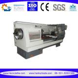 Cknc6163 Economische CNC van het Bed van de Hoge snelheid Vlakke Draaiende Draaibank Met geringe geluidssterkte