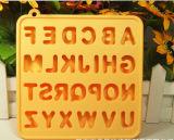 Fashioon 창조적인 각종 편지 Shap 실리콘 제빙 그릇