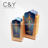 Farbenreicher Druck-neuer Schönheits-Weltentwurfs-arabischer Papierduftstoff-Flaschen-Kasten